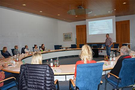 Kurs für Deeskalation und Selbstverteidigung in Böblingen