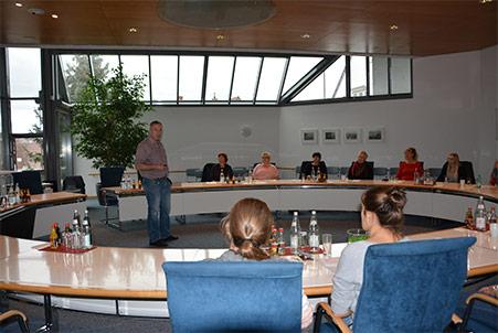 Seminar für Selbstverteidigung und Deeskalation in Böblingen
